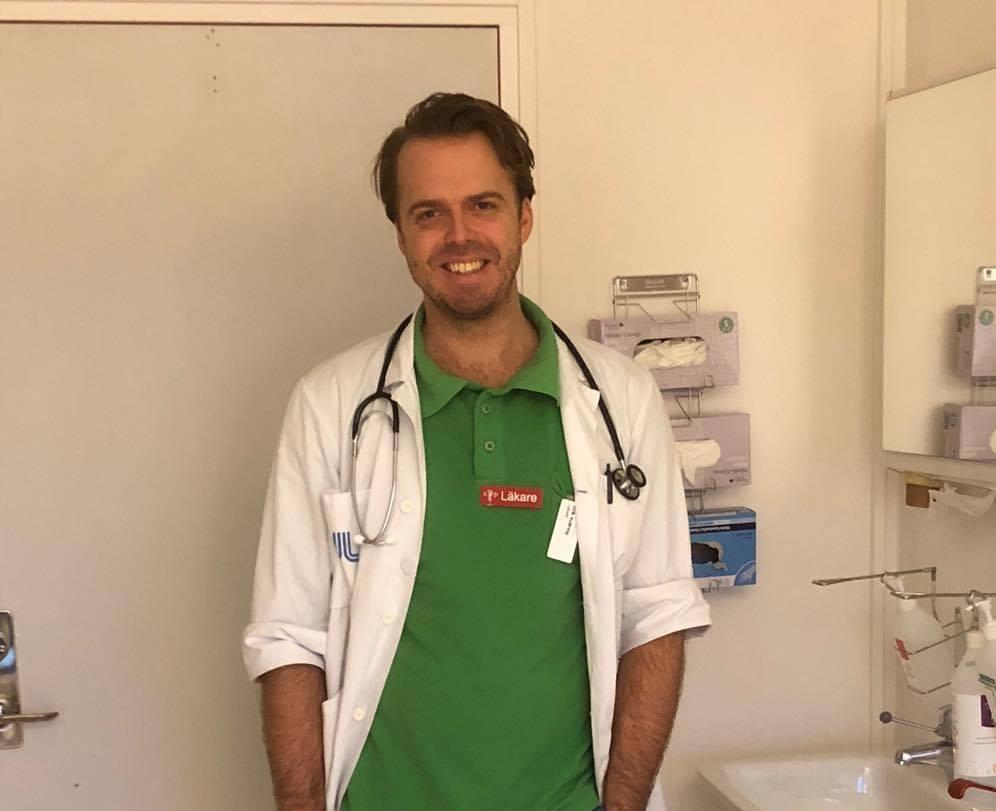 Erik – Doctor