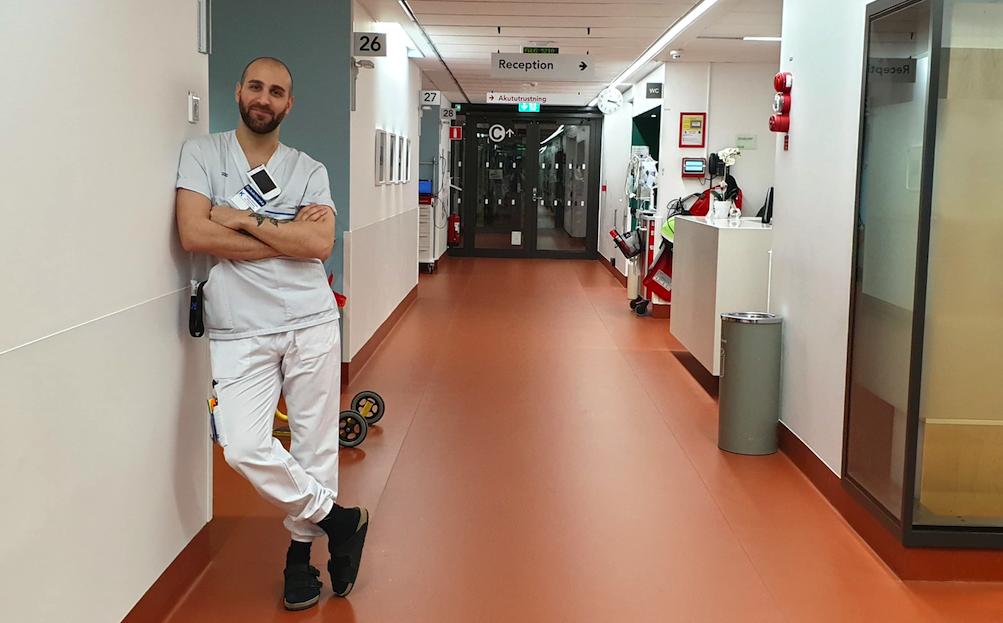 Johan – Nurse
