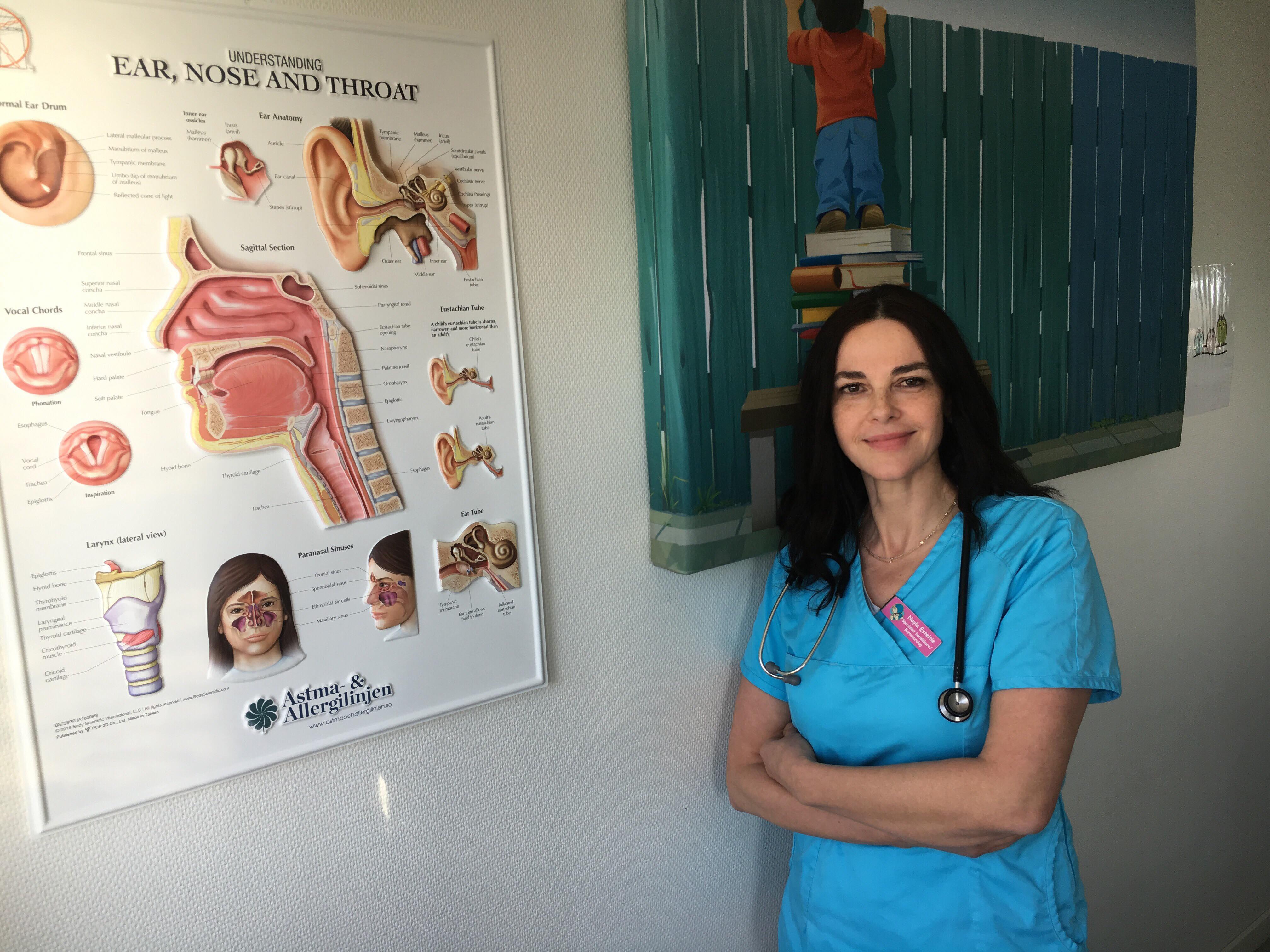 Nayla – Doctor